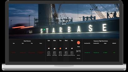 Starbase Status image